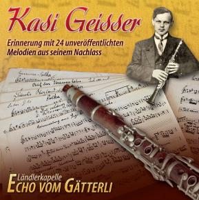 CD Cover Erinnerung an Kasi Geisser